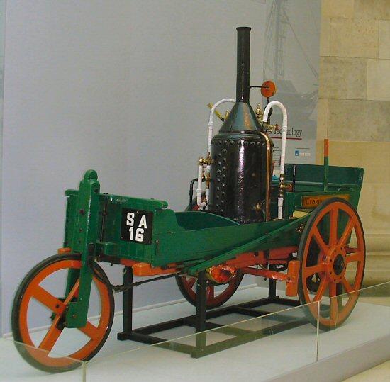 Craigievar Express at the British Museum