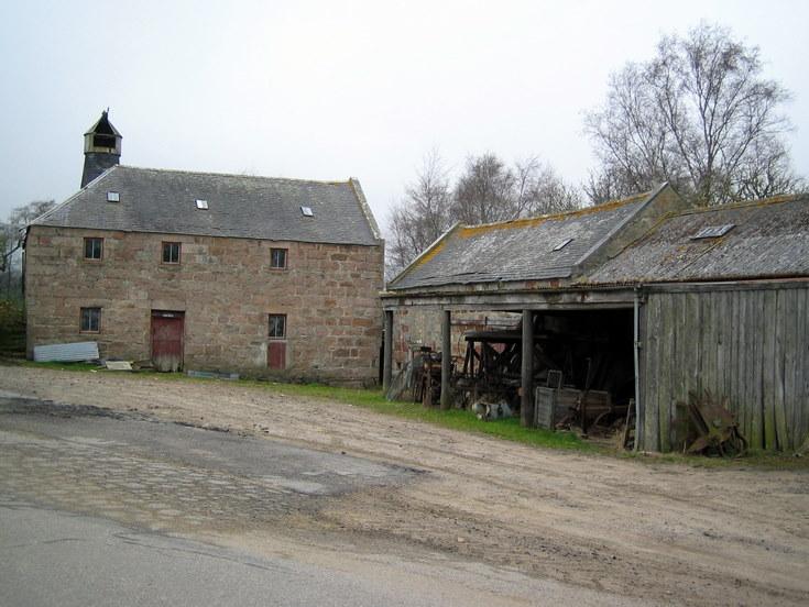 Ladymill, Muir of Fowlis