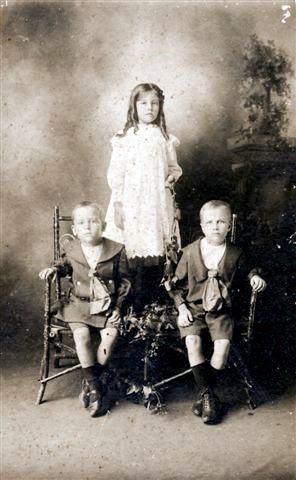 Unknown children