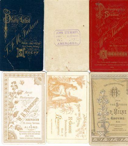 Photograph Backpieces