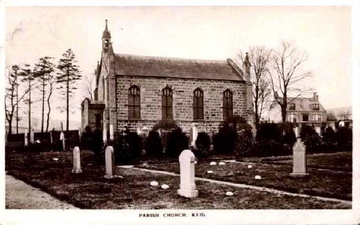 Keig Parish Kirk