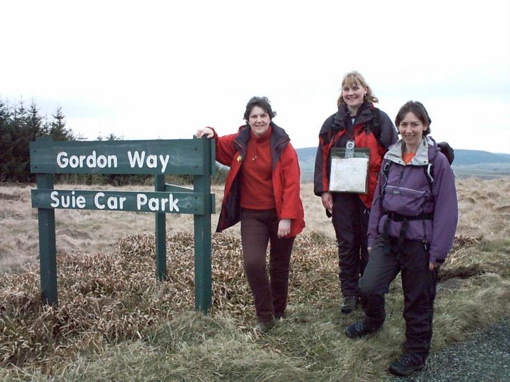 Walking the Gordon Way
