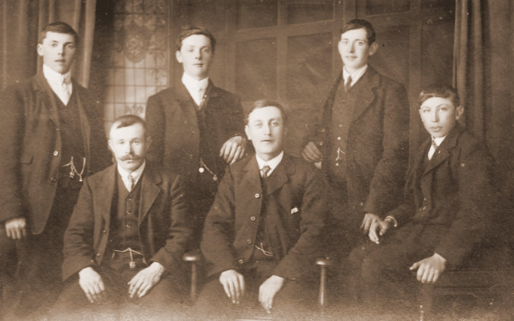 Unknown Group Photograph