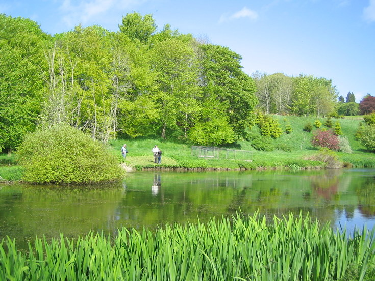 Flyfishing Tutorial on River Don Open Day