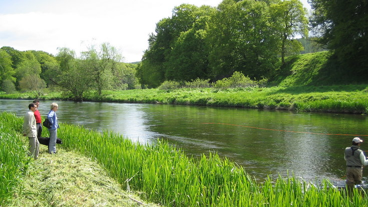 River Don Open Day, Castle Forbes