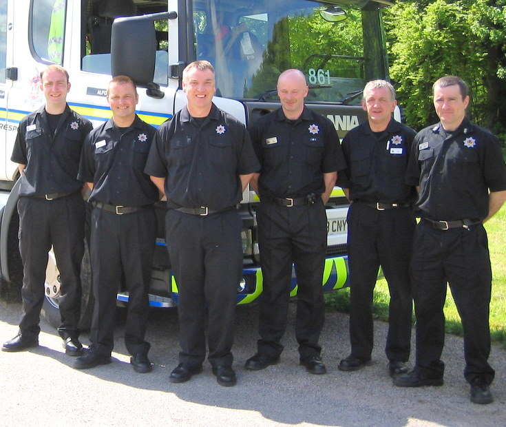 Alford Fire Crew