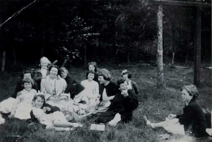 Picnic near Alford
