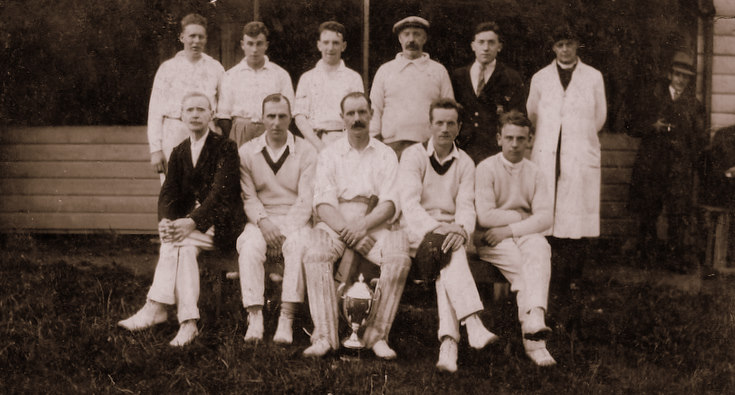 Alford Cricket Team