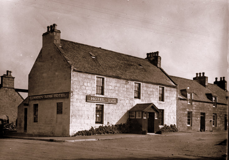 The Lumsden Arms Hotel, Lumsden