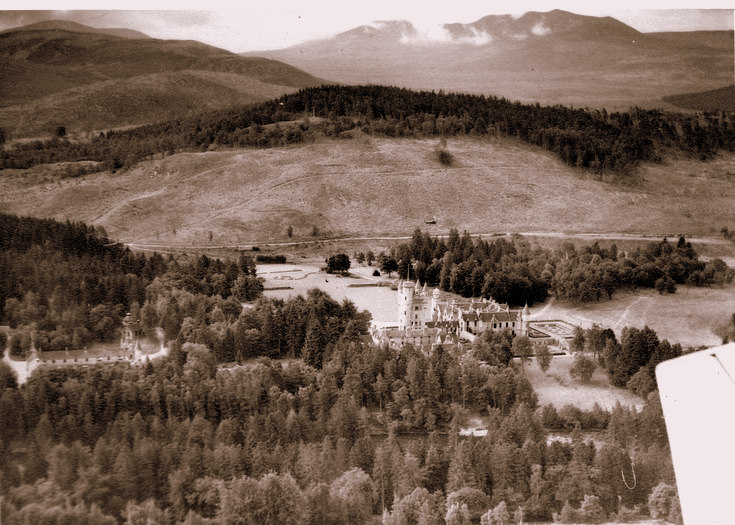 Balmoral and Lochnaggar