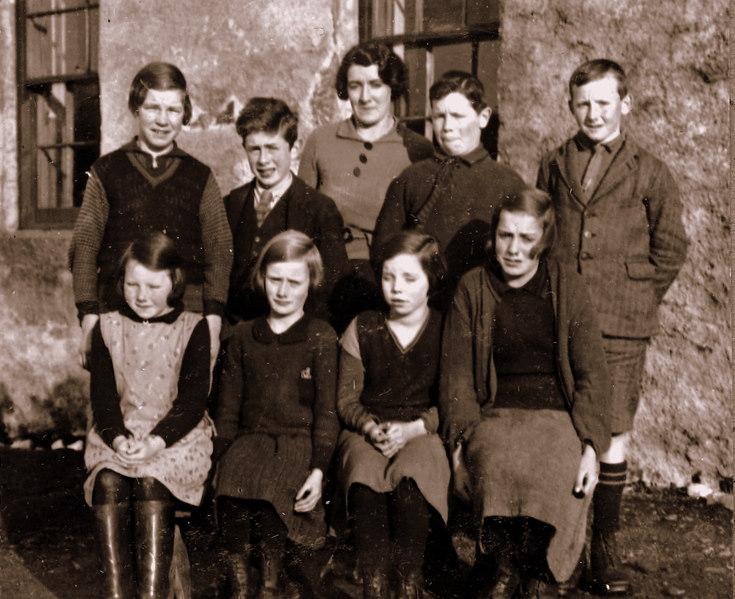 Balloch School scholars
