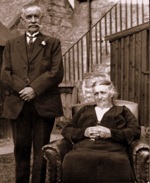 Mr and Mrs James Reid