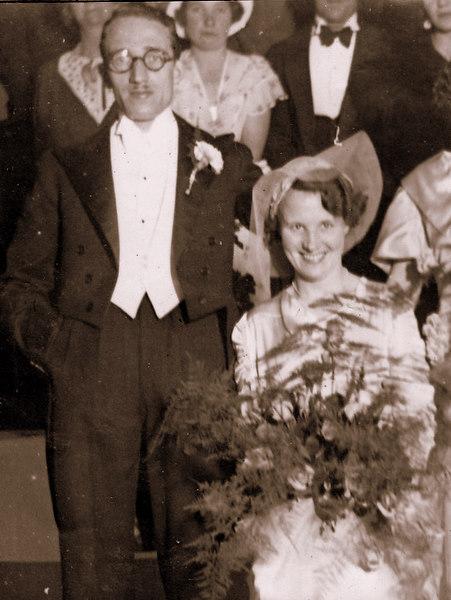 Leith-McDonald Wedding