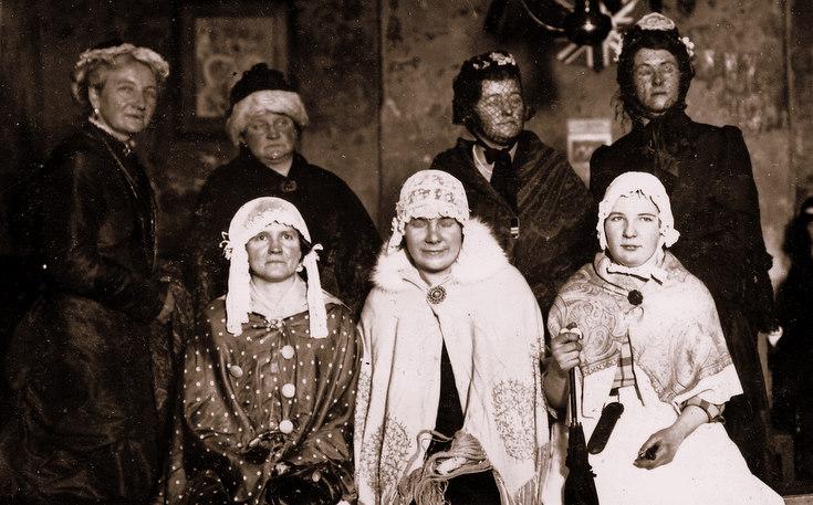 Lumsden Grannies Parade