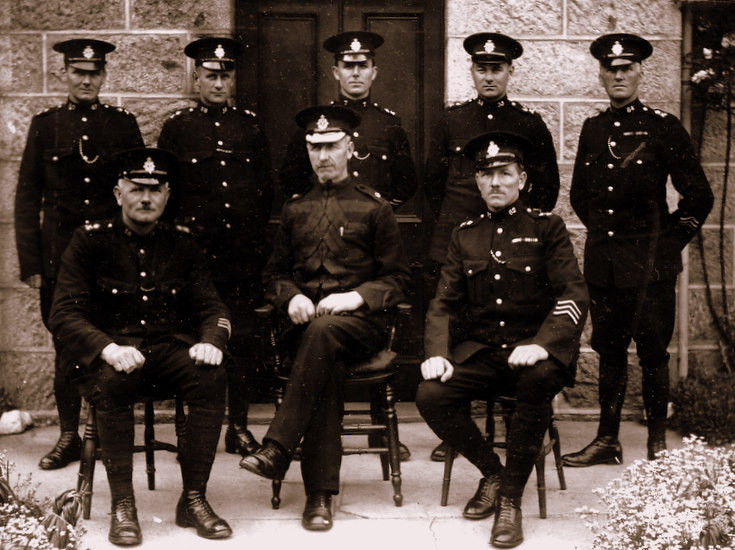 Alford Branch of Police Force
