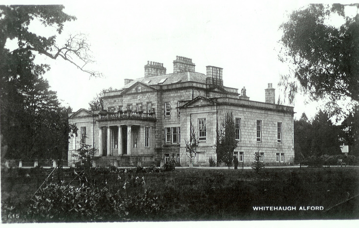 Whitehaugh House