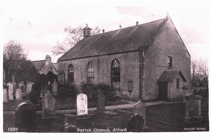 Parish Church, Alford
