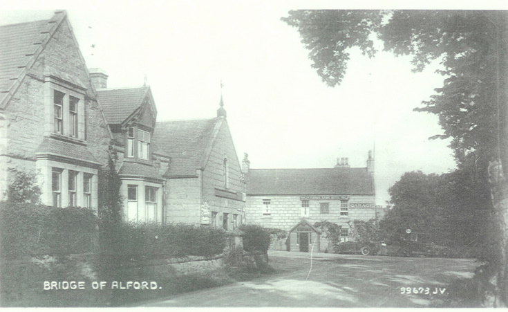 Forbes Arms, Bridge of Alford