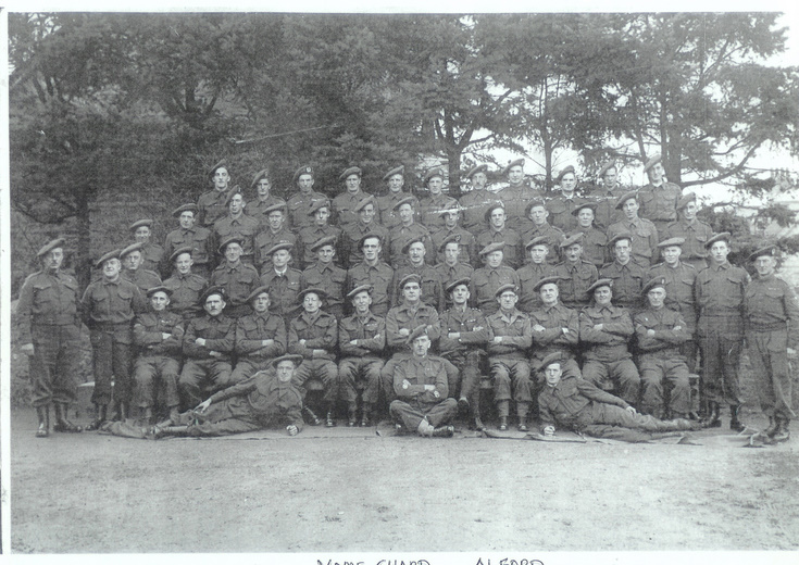 Alford Home Guard