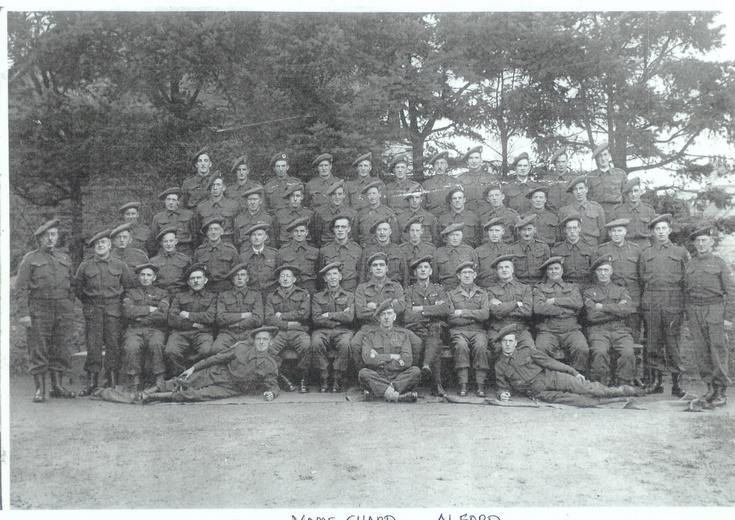 Alford Home Guard