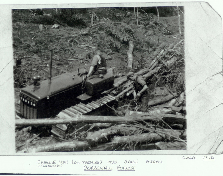 Corrennie Forestry Operations