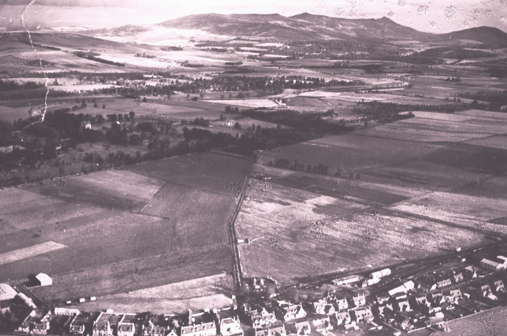 Alford from the air