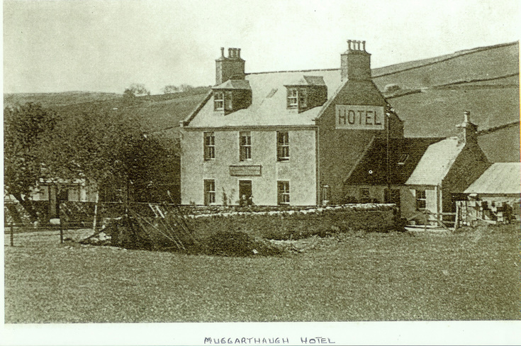 The Muggarthough Hotel, Muir of Fowlis