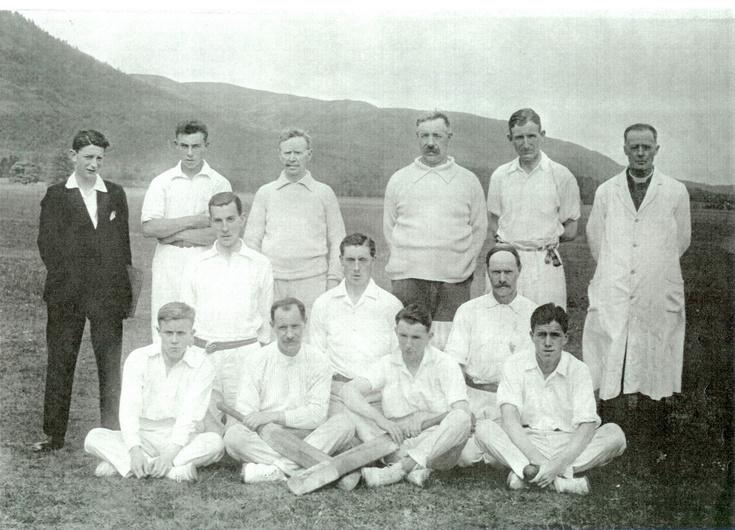 Alford Cricket Team
