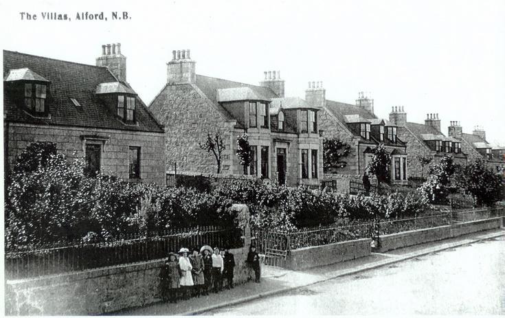 The Villas, Main Street, Alford