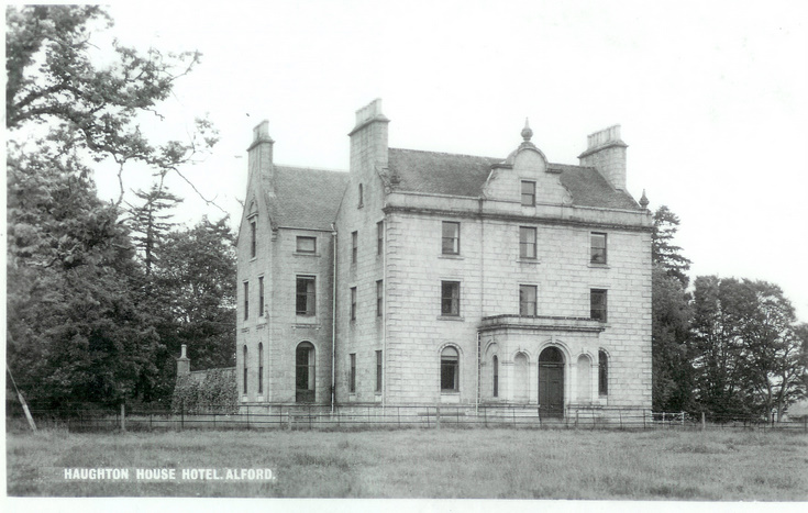 Haughton House, Alford