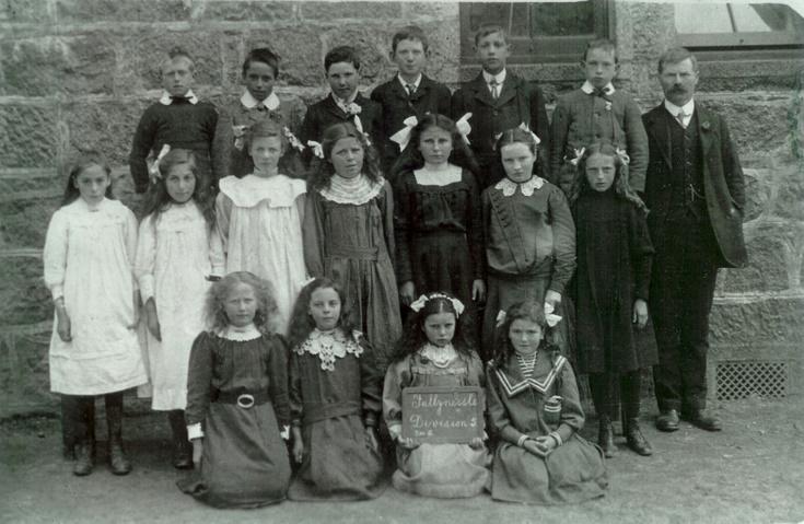 Tullynessle School