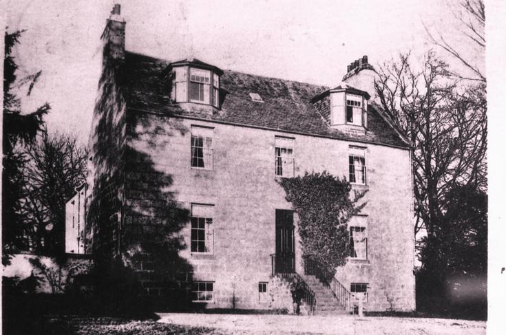 Tullynessle House (former manse)