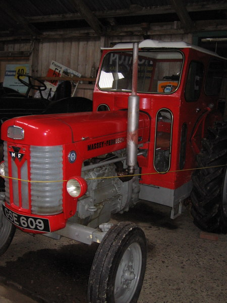 Massey Ferguson at Alford Heritage Museum