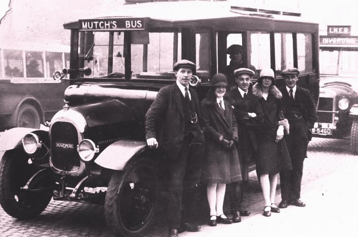 Mutch's Bus