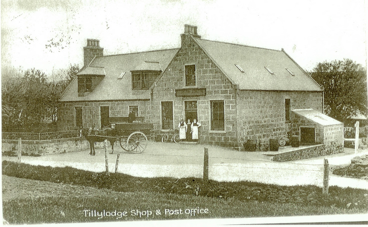 Tillylodge Shop and PO