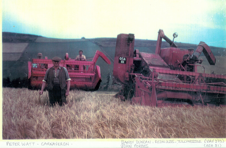 Combining near Alford