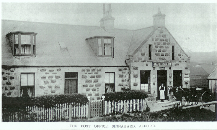 PO at Sinnahard, Alford