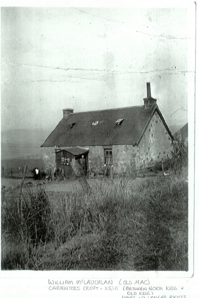 Carpenter's Croft, Keig