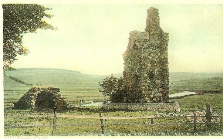 Old Towie Castle
