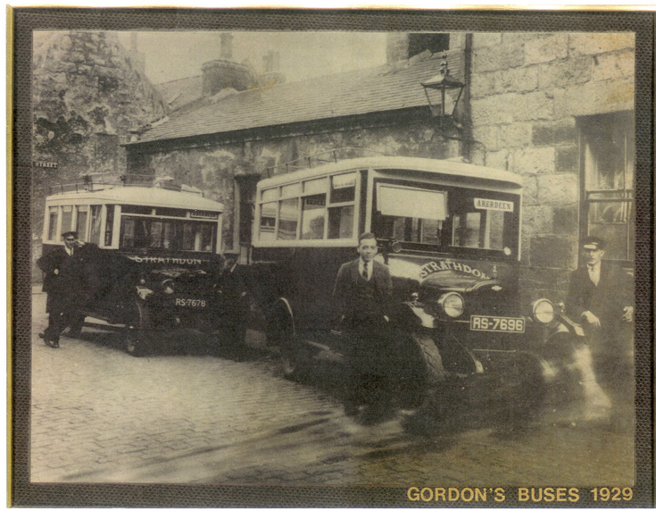 Gordon's Buses