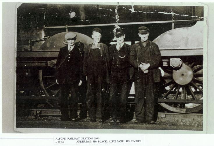 Alford Railway Station