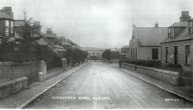 Kingsford Road, Alford