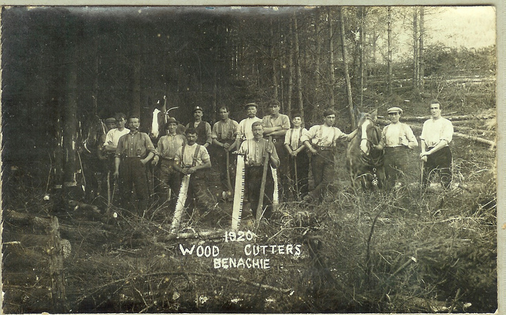 Bennachie Wood Cutters