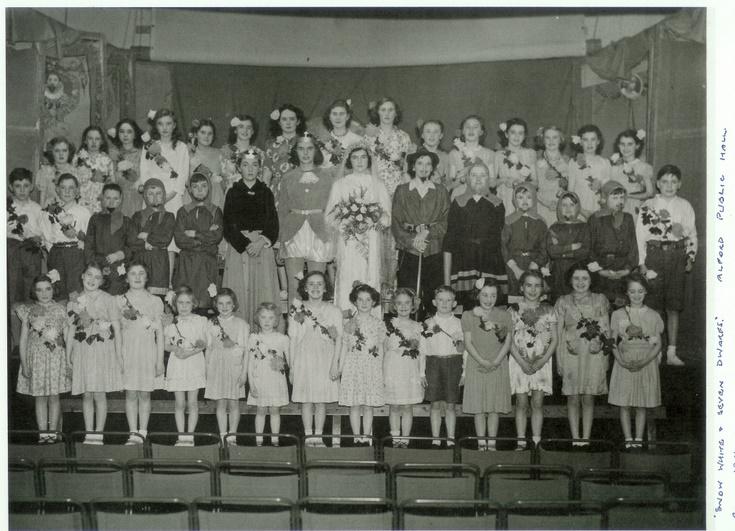Concert at Public Hall, Alford
