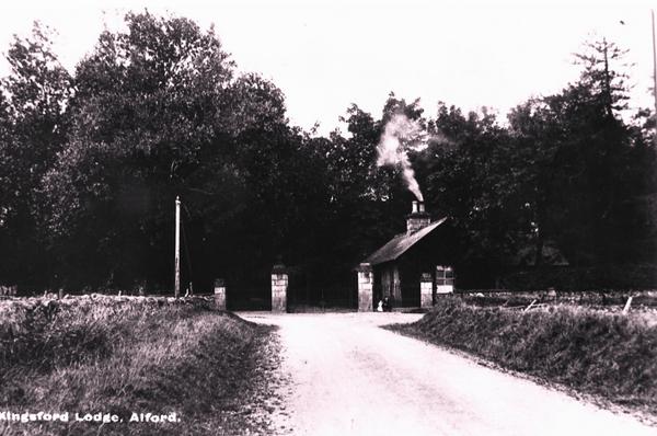 Kingsford Lodge, Alford
