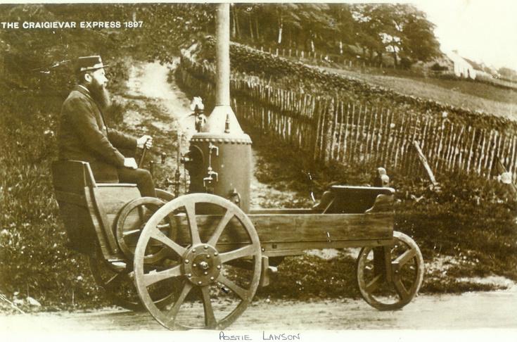 The Craigievar Express