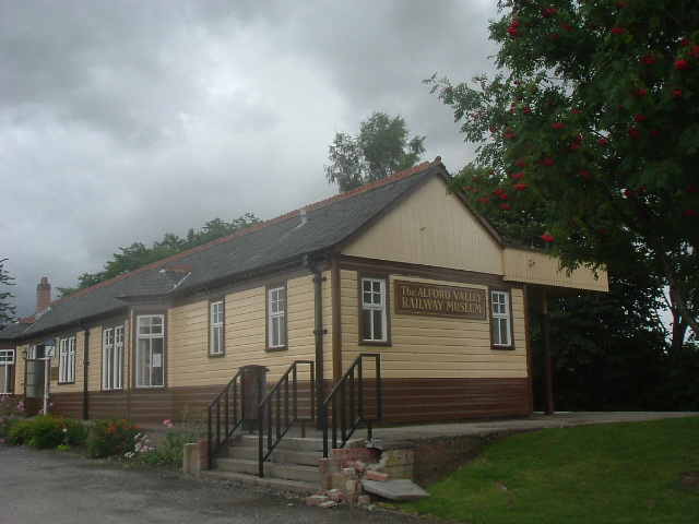 Alford Valley Railway Station and Museum