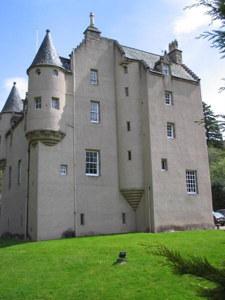 Lickleyhead Castle, Premnay