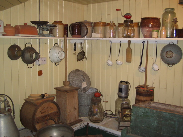 Kitchenalia at Alford Heritage Centre and Museum