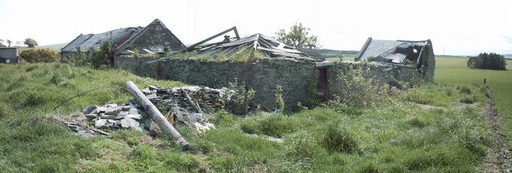 Steading and Croft at Baikiehill